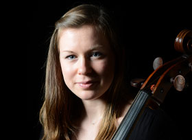 Welcome to New Cellist Anna Stuart