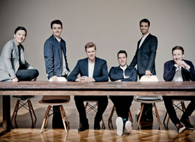 An Interview with the King's Singers