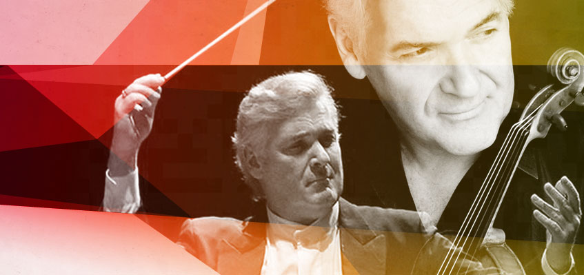 Pinchas Zukerman discusses his 2018 Summer Music Festival
