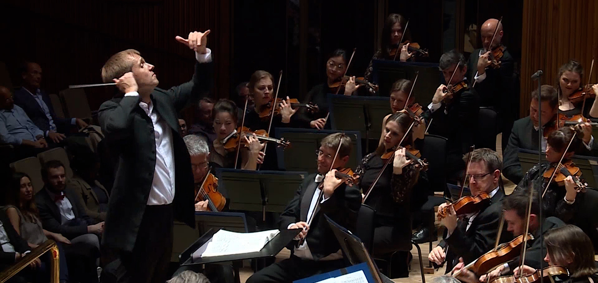 An image of Vasily Petrenko and the RPO