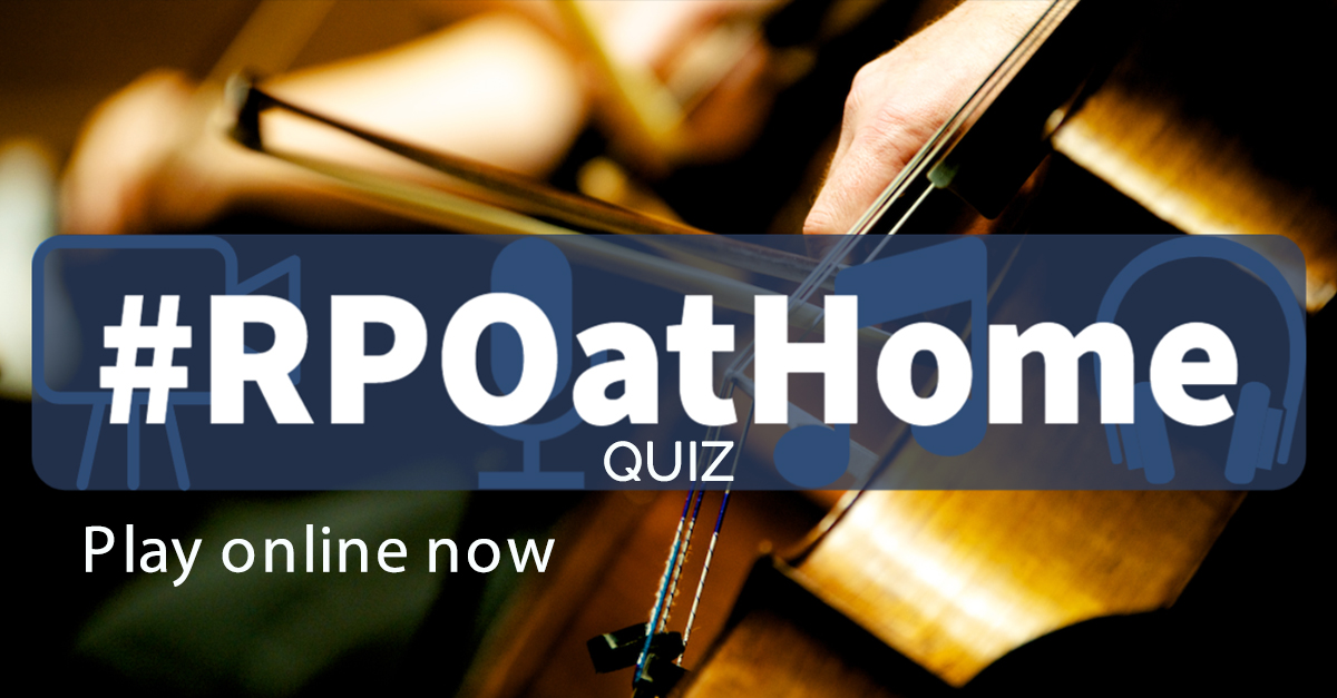 RPO at Home Quiz