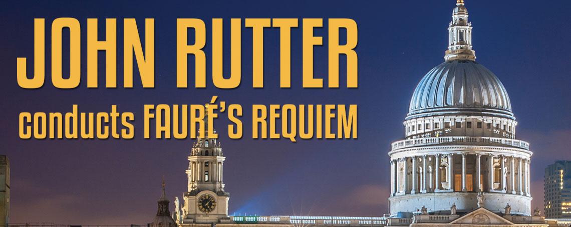 Rutter at St Paul