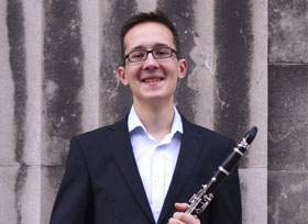 Welcome to Clarinettist Thomas Verity