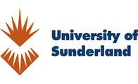 UoS Logo Sunderland Rust Navy lo res