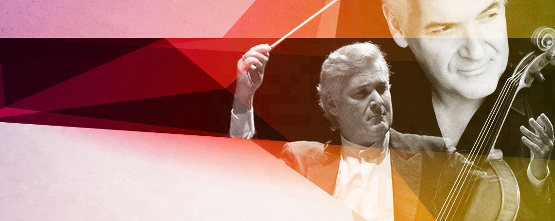 PINCHAS ZUKERMAN SUMMER MUSIC FESTIVAL