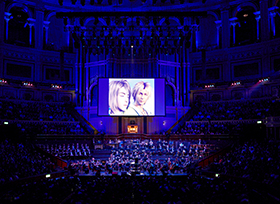 distant world albert hall rpo