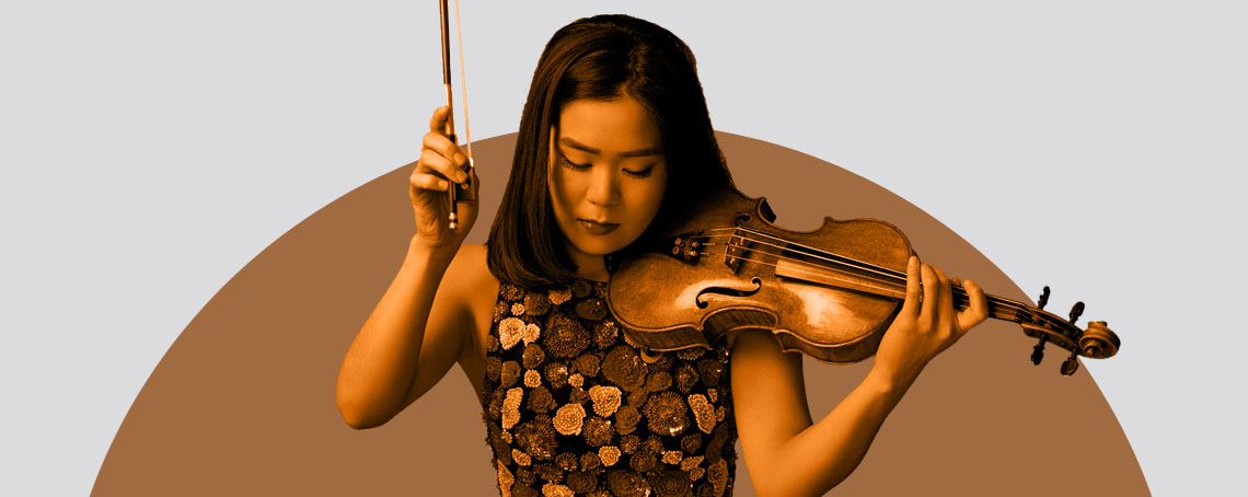 Esther Yoo Plays the German Giants