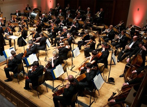 RPO on Tour: McCallum Theatre for the Performing Arts, Palm Desert
