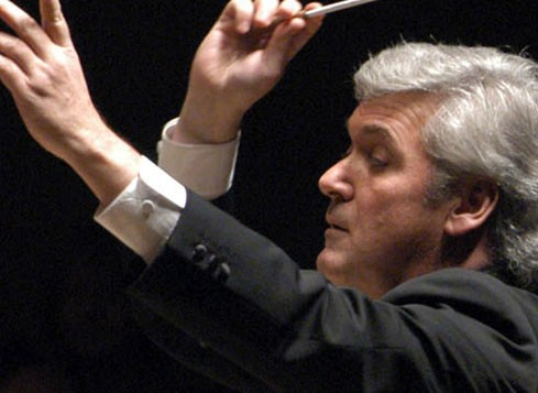 Pinchas Zukerman conducts Beethoven