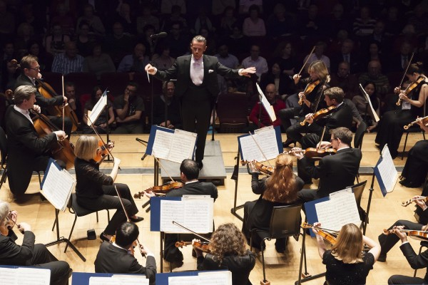 Alexander Shelley conducts the RPO