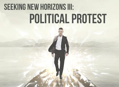 Seeking New Horizons III: Political Protest