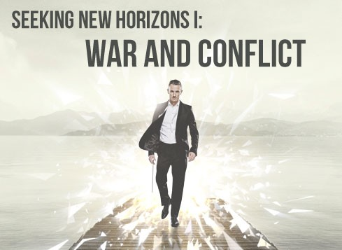 Seeking New Horizons I: War and Conflict