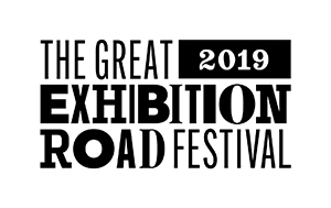 great exhibition road festival logo small