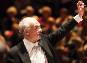 An interview with John Rutter