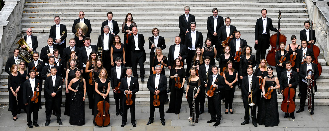Support the Royal Philharmonic Orchestra